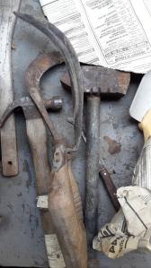 Dada's tools Dec 2018